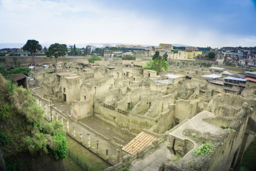 Herculaneum and Vesuvius (1 of 71)